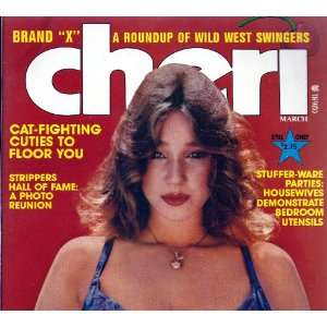 CHERI MARCH 1981 LITTLE ORAL ANNIE: CHERI MAGAZINE: Books