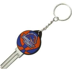 NCAA Boise State Broncos Basketball Key Blank Keychain