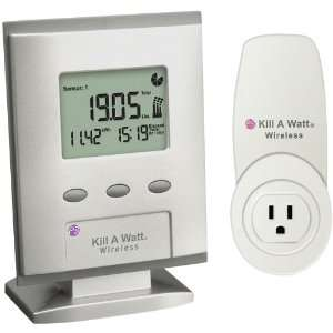 WIRELESS MONITOR WITH CARBON FOOTPRINT METER (P4200)