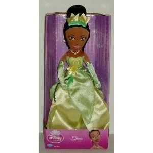 Princess Princess and the Frog Tiana 15 inch Plush Stuffed Doll Toy