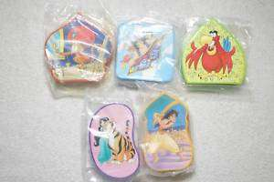 Aladdin The Series Burger King Kids Club Toys Set of 5
