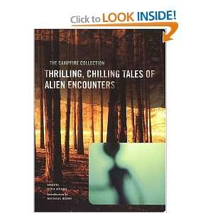 Chilling Tales of Alien Encounters: Gina Hyams, Michael Berry: Books