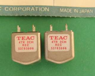 TEAC TASCAM Head x300 x1000 a7300 A2300S A3300S A5300