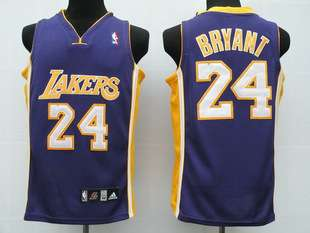 New Men NBA LAL/Los Angeles Lakers Kobe Bryant Jersey 5 Color M/L/XL