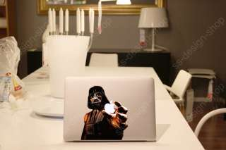 Star Wars Darth Vader Decal Sticker Skin for Apple MacBook Pro Unibody