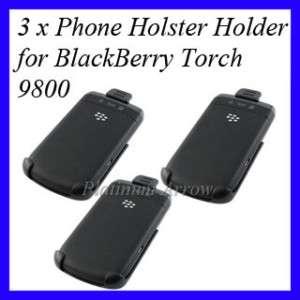 Swivel Holster Holder Carry Case for BlackBerry Torch 9800 9810