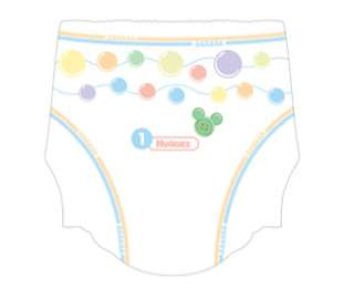 Huggies Snug & Dry Diapers All Sizes CHEAP
