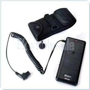 External Flash Power Battery Pack For Nikon SB900 SD 9A