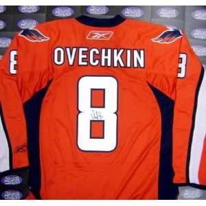 Alexander Ovechkin autographed Hockey Jersey (Washington Capitals)