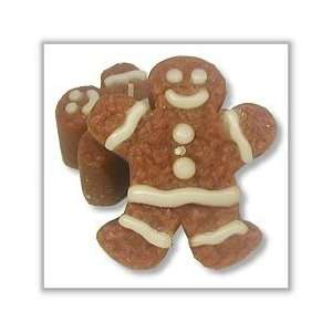 Gingerbread Man Cookie Floating Candles   3 tall:  Home
