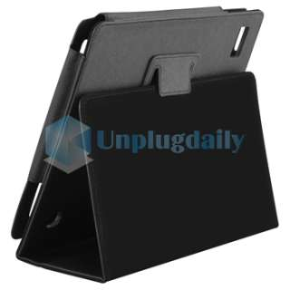 Bundle For Acer Iconia Tab A500 Leather Case+HDMI Cable+Stylus