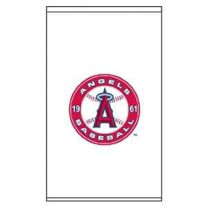 Roller & Solar Shades MLB Angels Secondary Logo   White