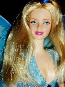 The Blue Fairy ~ Pinocchio fairy tale ~ fantasy ooak barbie doll