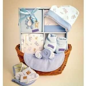 WMU Sweet Baby Boy Gift Basket
