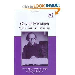 , Christopher Dingle, Nigel Simeone: 9780754652977:  Books