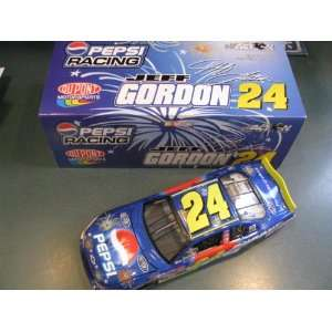 Jeff Gordon #24 Dupont Pepsi Monte Carlo 2002 July Daytona