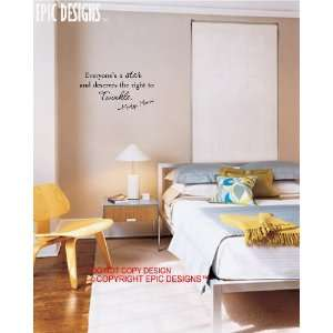 Marilyn Monroe wall quotes sayings art vinyl decals