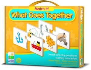 Match It! What Goes Together $11.95