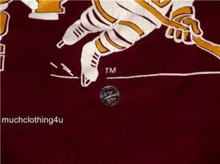 bulldogs SWEATER sweatshirt SHIRT hockey CHAMP wcha UMD mn M medium