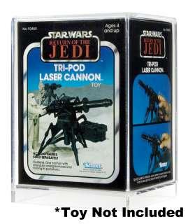 Star Wars Mini Rig Acrylic Display Case