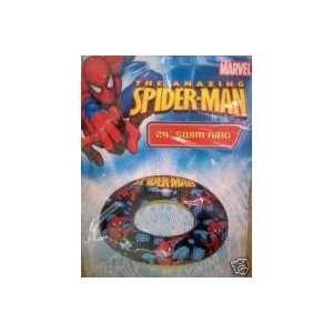24 Inflatable Swim Ring