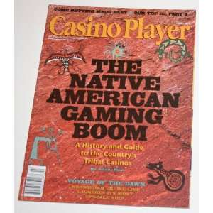 Casino Player Magazine, March 2003, The Native American