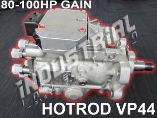 Dodge Cummins Diesel 98 02 Industrial Injection Hot Rod VP44 35% Fuel