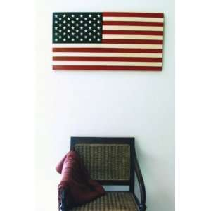 Wood American Flag / Patriotic Wall Art Americana