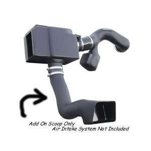 Volant air intake cold air scoop for Silverado Automotive