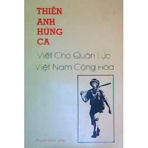 Anh Hung Ca Viet Cho Quan Luc Vietnam Cong Hoa Pham Kim Vinh Books