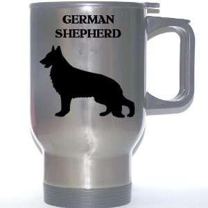 German Shepherd Dog Stainless Steel Mug