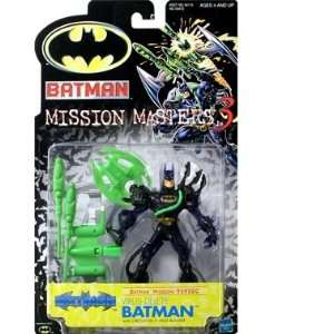 Batman Mission Masters 3 Virus Delete Batman Action Figure