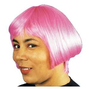 Eve Wig Hot Pink