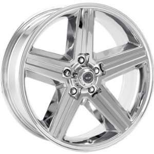 American Racing Vintage Iroc Replica 20x8 Chrome Wheel / Rim 5x5 with