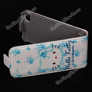 Flip Leather Hard Case Pouch Cover Skin For iPhone 4 4G 4S #C10