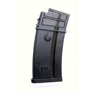 KWA H&K AEG Magazine, Fits G36C Airsoft Rifles, 430 Rds