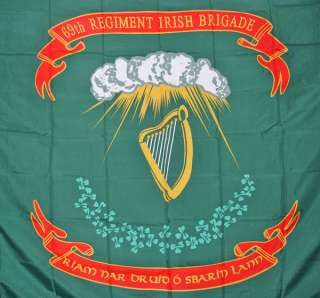 69th New York Union Irish Brigade Flag