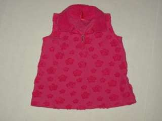Hanna Andersson Hot Pink Breezy Swing Top 100 3 4 5