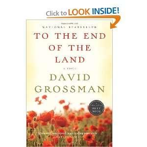 End of the Land (9780771036354): David Grossman, Jessica Cohen: Books