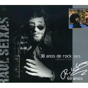 30 Anos de Rock Raul Seixas Music