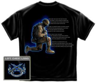Marine Corps Oath T Shirt American soldier USMC army military training