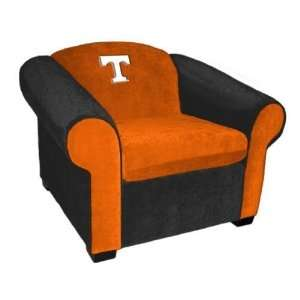 Tennessee UT Vols Volunteers Microsuede Club Chair