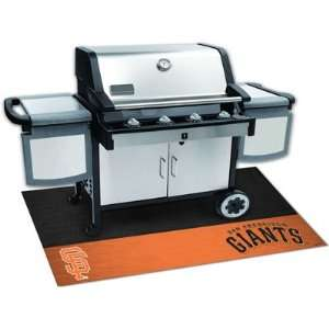 San Francisco Giants BBQ Grill Mat Patio, Lawn & Garden