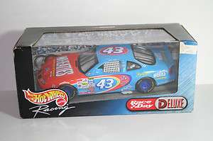 JOHN ANDRETTI #43 WHEATIES HOT WHEELS RACING RACE DAY DELUXE
