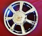Cadillac CTS 2008 2009 CHROMED FACTORY 17 OEM WHEELS