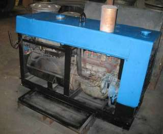 Miller Welder Big 40 Arc Welder, Gas Powered, 250V