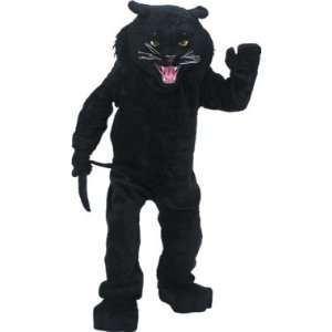 Black Panther Mascot Costume: Toys & Games