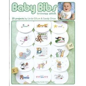 Leisure Arts Baby Bibs To Cross Stitch: Everything Else
