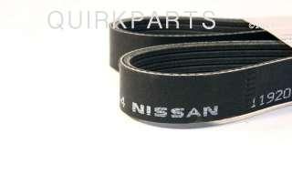 2003 Nissan Maxima Belt Compressor Drive Belt GENUINE OEM NEW