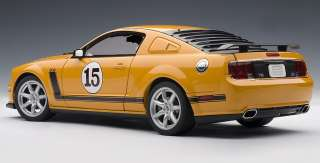 73055 118 PARNELLI JONES SALEEN MUSTANG #15 DIECAST MODEL RACE CAR